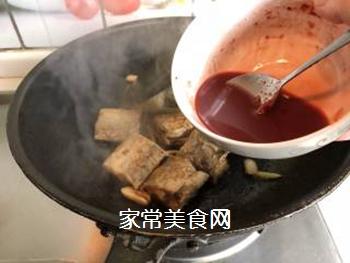 腐乳带鱼的做法步骤:11