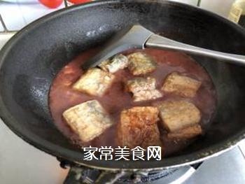 腐乳带鱼的做法步骤:12