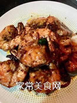 香辣虾的做法步骤:10