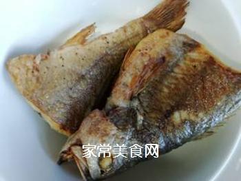 家炖黄花鱼的做法步骤:3
