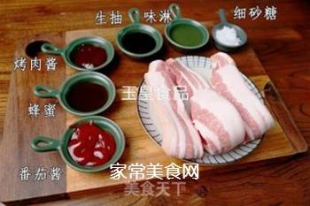 和风叉烧肉的做法步骤:1