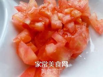 【宝宝辅食】三文鱼杂蔬意面的做法步骤:3