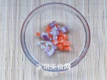 【宝宝辅食】三文鱼杂蔬意面的做法步骤:7