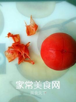 西红柿炸鱼汤的做法步骤:3