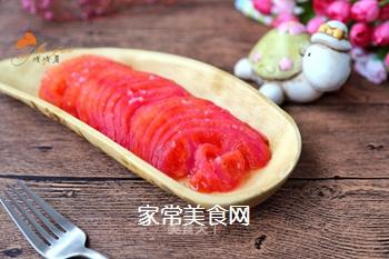 #信任之美#糖拌西红柿的做法