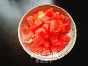 妈妈的味道:西红柿豆角咸汤的做法步骤:2
