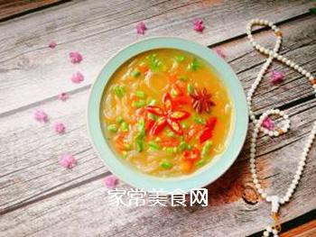 妈妈的味道:西红柿豆角咸汤的做法步骤:12