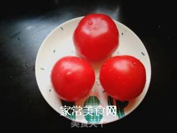 西红柿豆角卤面的做法步骤:8