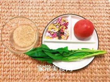 【宝宝辅食】藜麦蝴蝶面汤的做法步骤:1