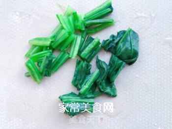 【宝宝辅食】藜麦蝴蝶面汤的做法步骤:5