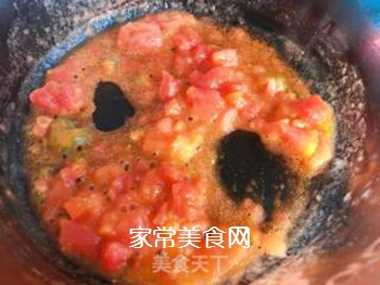 【宝宝辅食】藜麦蝴蝶面汤的做法步骤:6
