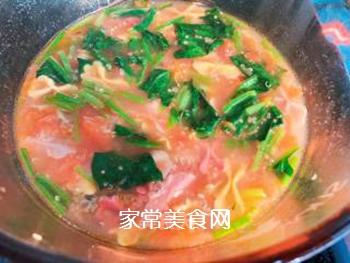【宝宝辅食】藜麦蝴蝶面汤的做法步骤:9