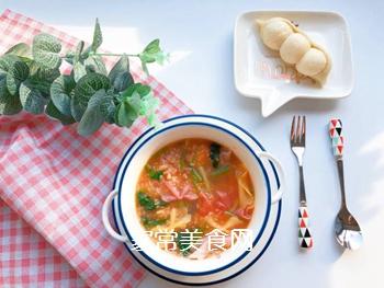 【宝宝辅食】藜麦蝴蝶面汤的做法
