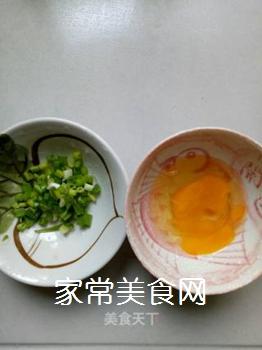 西红柿鸡蛋炒饭的做法步骤:3