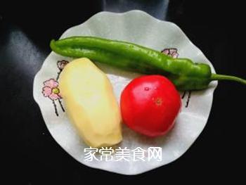 西红柿土豆炖牛腩的做法步骤:1