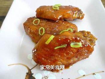 红烧鸡翅的做法步骤:10