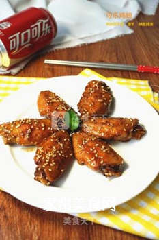 【可乐鸡翅】的做法步骤:9