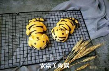 两只老虎馒头的做法步骤:29