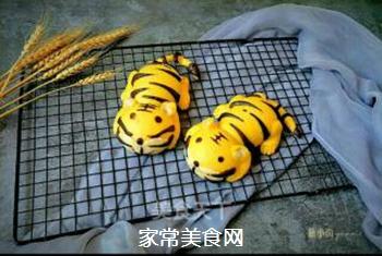 两只老虎馒头的做法步骤:33