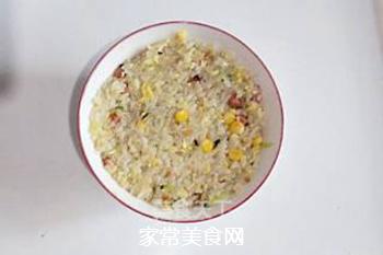 原味蛋炒饭的做法步骤:9