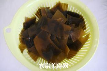 香浓麻辣--竹笋海带炖排骨的做法步骤:5