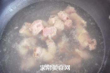 香浓麻辣--竹笋海带炖排骨的做法步骤:6