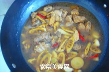 香浓麻辣--竹笋海带炖排骨的做法步骤:11