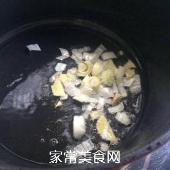 白菜海带素锅的做法步骤:3