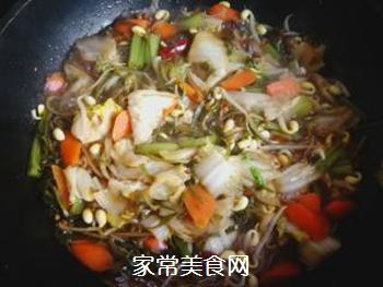 大烩菜的做法步骤:8