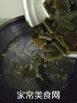 冬瓜海带炖豆腐的做法步骤:6