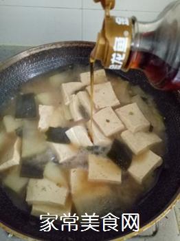 冬瓜海带炖豆腐的做法步骤:13