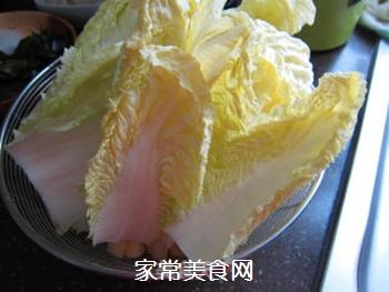 韩风辣味豚肉锅的做法步骤:6
