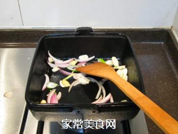韩风辣味豚肉锅的做法步骤:10