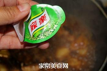 #信任之美#鸡肉杂蔬一锅炖的做法步骤:9