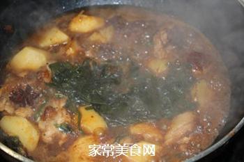 #信任之美#鸡肉杂蔬一锅炖的做法步骤:10