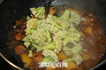 #信任之美#鸡肉杂蔬一锅炖的做法步骤:11