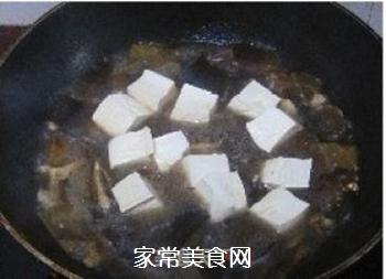 蛤蜊豆腐海带汤煲的做法步骤:6