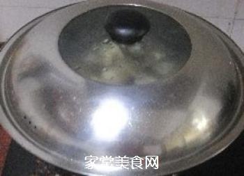 蛤蜊豆腐海带汤煲的做法步骤:8