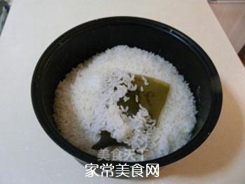 花样寿司的做法步骤:1