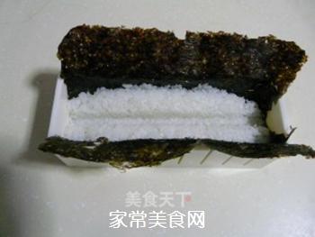 花样寿司的做法步骤:12