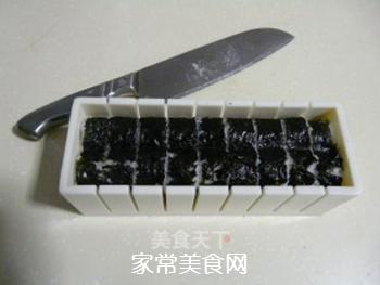 花样寿司的做法步骤:15