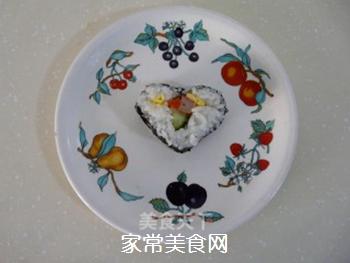 花样寿司的做法步骤:20