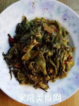 酸菜鱼的做法步骤:4
