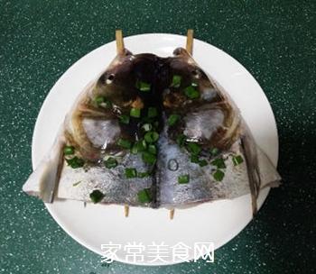 剁椒鱼头的做法步骤:5