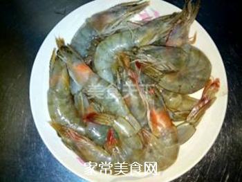油焖大虾的做法步骤:2
