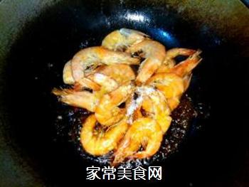 油焖大虾的做法步骤:5