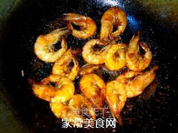 油焖大虾的做法步骤:7