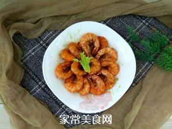 油焖大虾的做法步骤:9