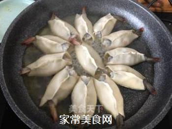 #花样美食#―虾仁蛋包饺的做法步骤:11
