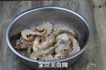 油焖大虾的做法步骤:1
